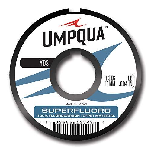 (Umpqua Super Fluorocarbon Tippet 30 Yds 5X)