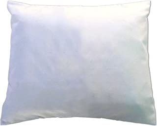 product image for SheetWorld - Baby Pillow Case - Percale Pillow Case - Light Solids - Ivory - Made In USA