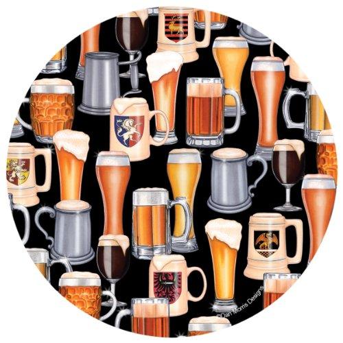 (Thirstystone Stoneware Coaster Set, Beer)