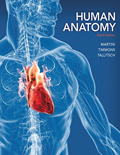 Human Anatomy (8th Edition) - Standalone book cover