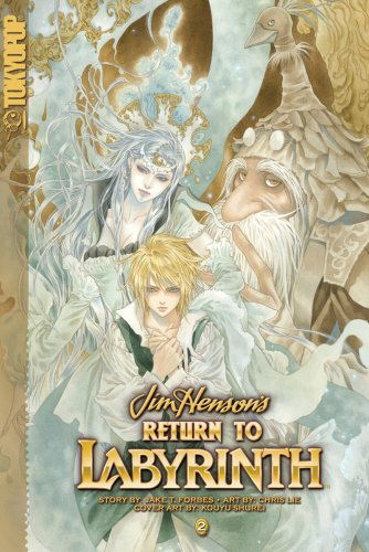 Return to Labyrinth Volume 2 (v. 2)