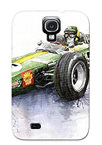 For Case Samsung Galaxy S3 I9300 Cover Defender(lotus 49 Ford F1 Jim Clark) Gift For Christmas