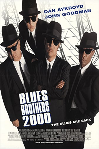 Blues Brothers 2000 1997 Authentic 27