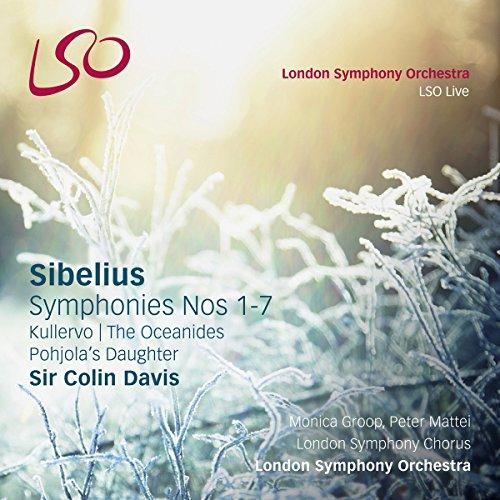 SIBELIUS / GROOP / MATTEI / LONDON SYMPHONY