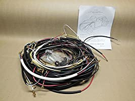WIRING WORKS Complete Wire Harness Kit, 1968-1969 All Karmann GHIA, on 2001 jetta dome light harness, 68 vw wire harness, vw coil wiring, vw starter wiring, figure 8 cat harness, goldfish harness, vw engine wiring, vw bus wiring location, vw bus regulator wiring, vw alternator wiring, vw headlight wiring, vw beetle carburetor wiring, vw ignition wiring, vw wiring diagrams, vw wiring kit, dual car stereo wire harness, besi harness,
