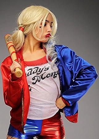 Magic Box Kit Traje de Harley Quinn del Escuadrón Suicida para ...