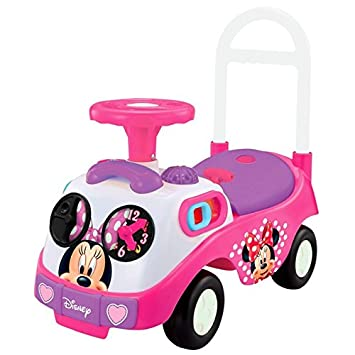 Minnie Mouse My First Ride On: Amazon.es: Juguetes y juegos