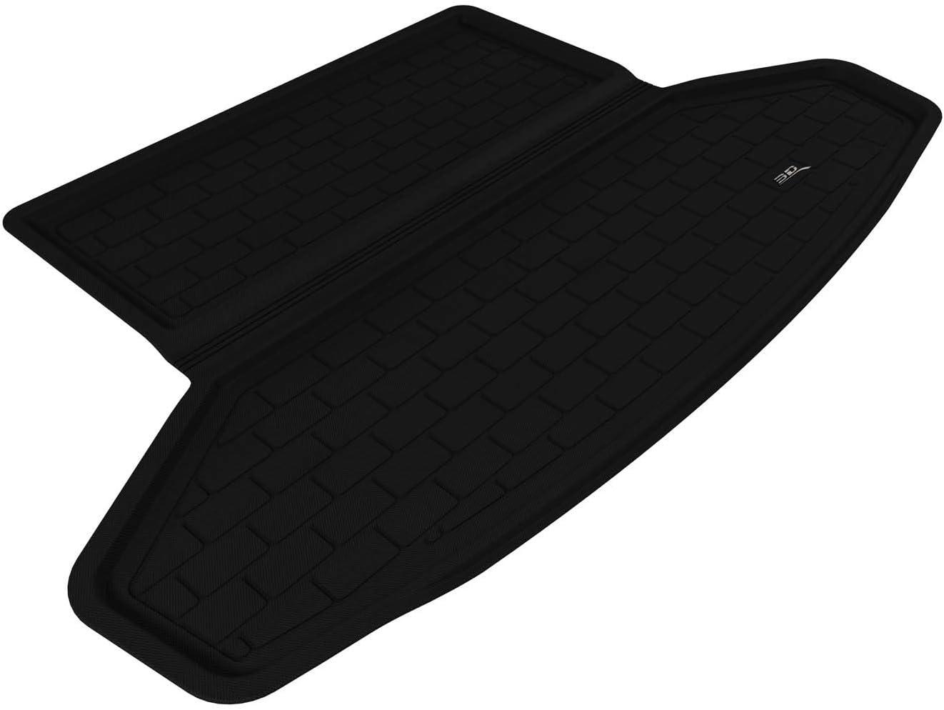 Kagu Rubber Black 3D MAXpider Custom Fit All-Weather Complete Set Floor Mat for Select Toyota RAV4 Models