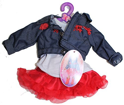 My Life As Rodeo Girl Outfit (Fits 18 American Dolls) by Wal-Mart (Walmart American Girl Dolls)