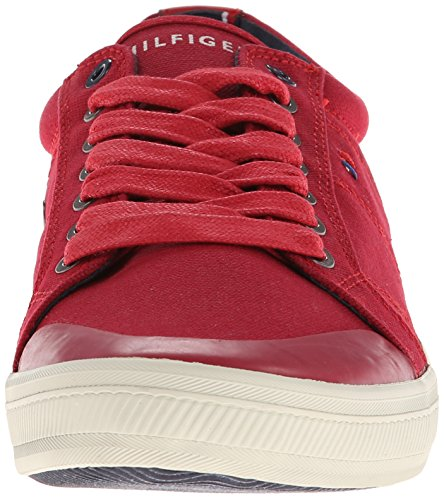 Tommy Hilfiger Mens Russell2 Casual Sneaker Rosso