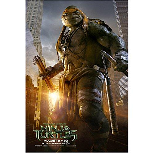 Teenage Mutant Ninja Turtles: Out of the Shadows (2016) 8 ...