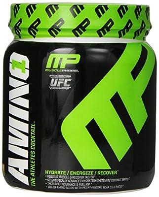 Muscle Pharm - Amino 32 Serving - Pineapple Mango - [0.94 lbs.]