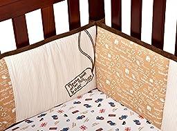 Trend Lab Paddington Bear Crib Bumpers