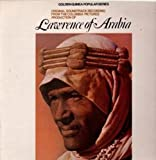 Lawrence Of Arabia LP (Vinyl Album) UK Golden Guinea 1967