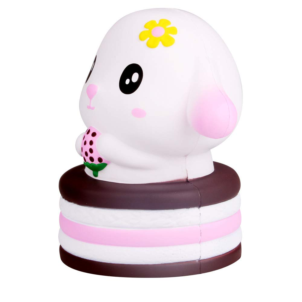 Amazon.com: LtrottedJ Squishies Adorable Rabbit Slow Rising Cream Squeeze Scented Stress Relief Toys: Toys & Games