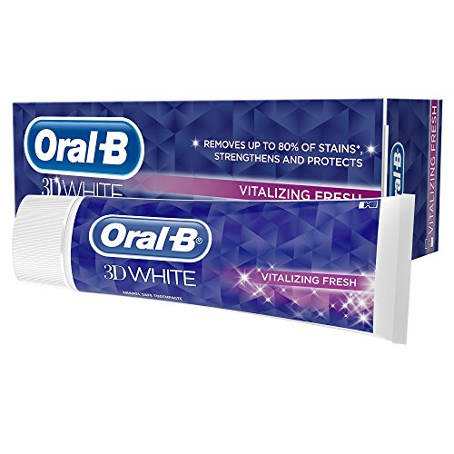 Oral b 3d White Vitalize Toothpaste