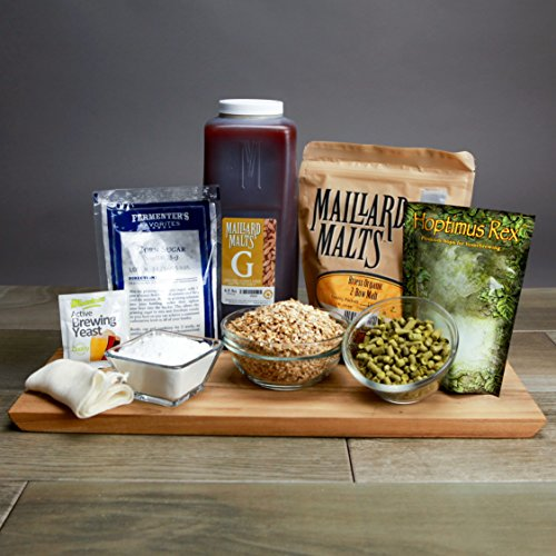 Happy Holiday Ale Homebrew Beer Recipe Kit with Malt Extract