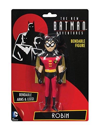 (NJ Croce The New Batman Adventures Robin Bendable Figure by NJ Croce)