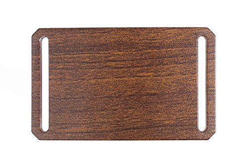 Grip6 Craftsman Walnut (Buckle Only) (Walnut Dress Wood)