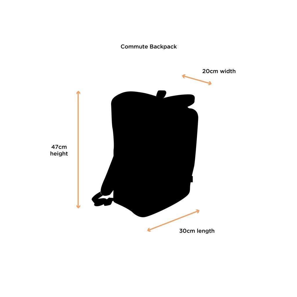 Restrap RS BP1/ /Mochila Unisex Negro
