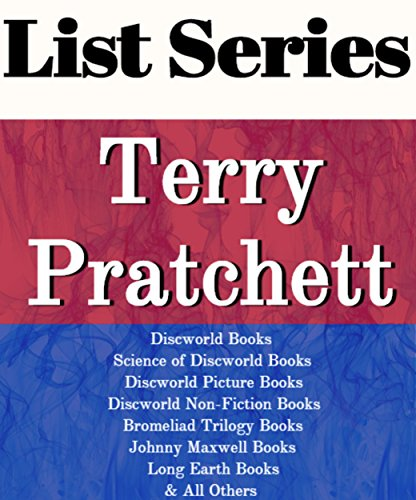 TERRY PRATCHETT SERIES READING ORDER DISCWORLD BOOKS SCIENCE OF