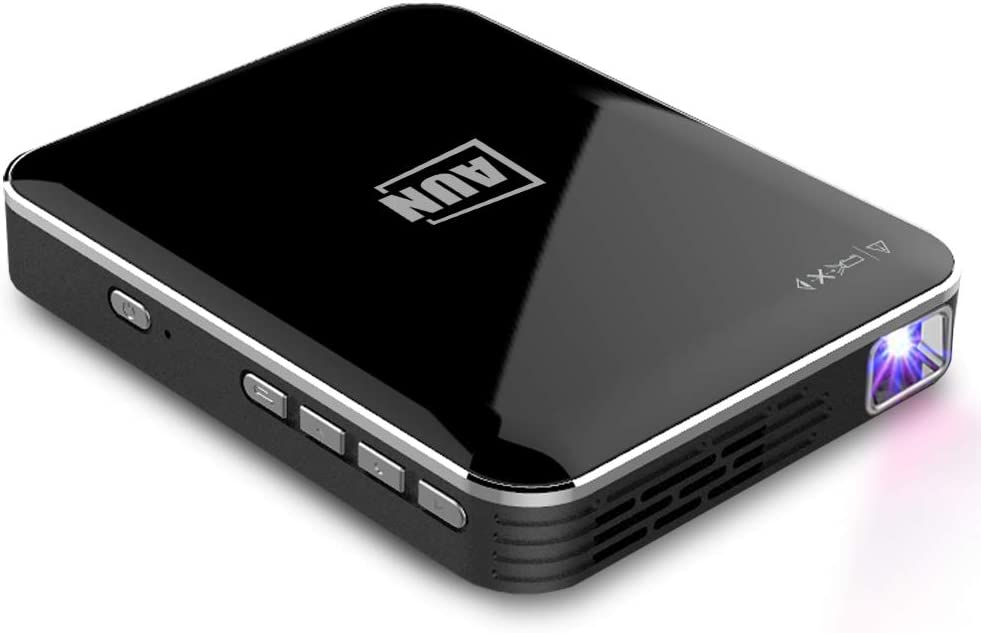 AUN X3 Mini Proiettore Portatile 1080p
