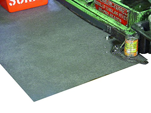 SPC BSM100 Universal Class, 100' Length, 36'' Width Roll Configuration, Barrier Spill Matting by Sorbent Products Company