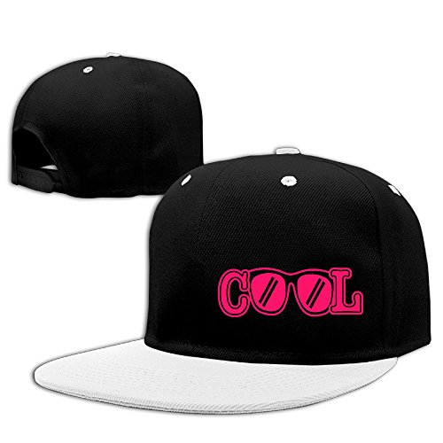 UCMD Cool Sunglasses Contrast Color Baseball Cap