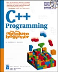 If you are new to programming with C++ and are looking for a solid introduction, this is the book for you. Developed by computer science professors, books in the for the absolute beginner series teach the principles of programming through sim...