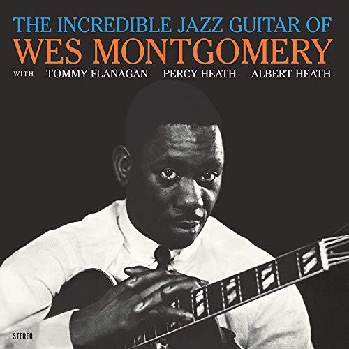 Incredible Jazz Guitar Of Wes Montgomery