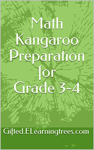 Amazon com: Math Kangaroo Preparation for Grade 3-4 eBook