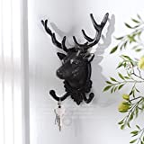 Decorative Wall Hanging/ Wall/Deer Head Coat Cap Hook-B