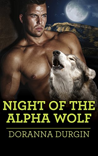 book cover of Night of the Alpha Wolf