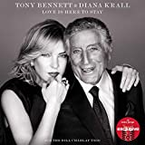 TONY BENNETT & DIANA KRALL Love Is Here To Stay LIMITED EDITION EXPANDED TARGET CD