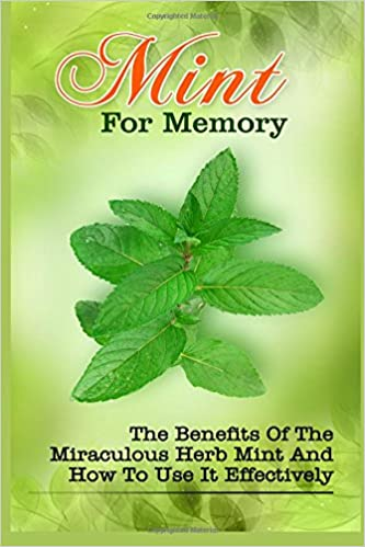 Mint For Memory: The Benefits Of The Miraculous Herb Mint