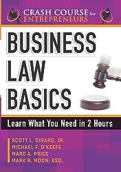 Business Law Basics (A Crash Course for Entrepreneurs)