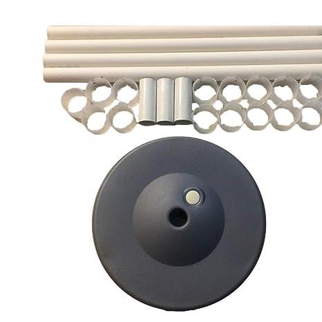 Amosfun Kits de soporte de columna de globo para cumpleaños ...