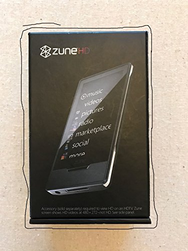 MICROSOFT - ZUNE END-00009 ZUNE HD 32GB WOUNDED WARRIOR