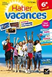img - for Cahiers De Vacances Hatier: 6e (Vers LA 5e) 11/12 Ans (French Edition) book / textbook / text book