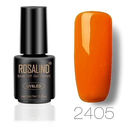 2019 Nueva esmalte de uñas Gel UV soak Off Nail Art acabado ...