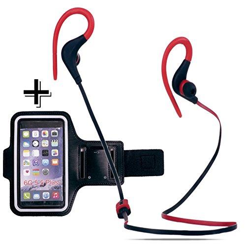 Manchori Bluetooth Headphones Microphone Cancellation product image