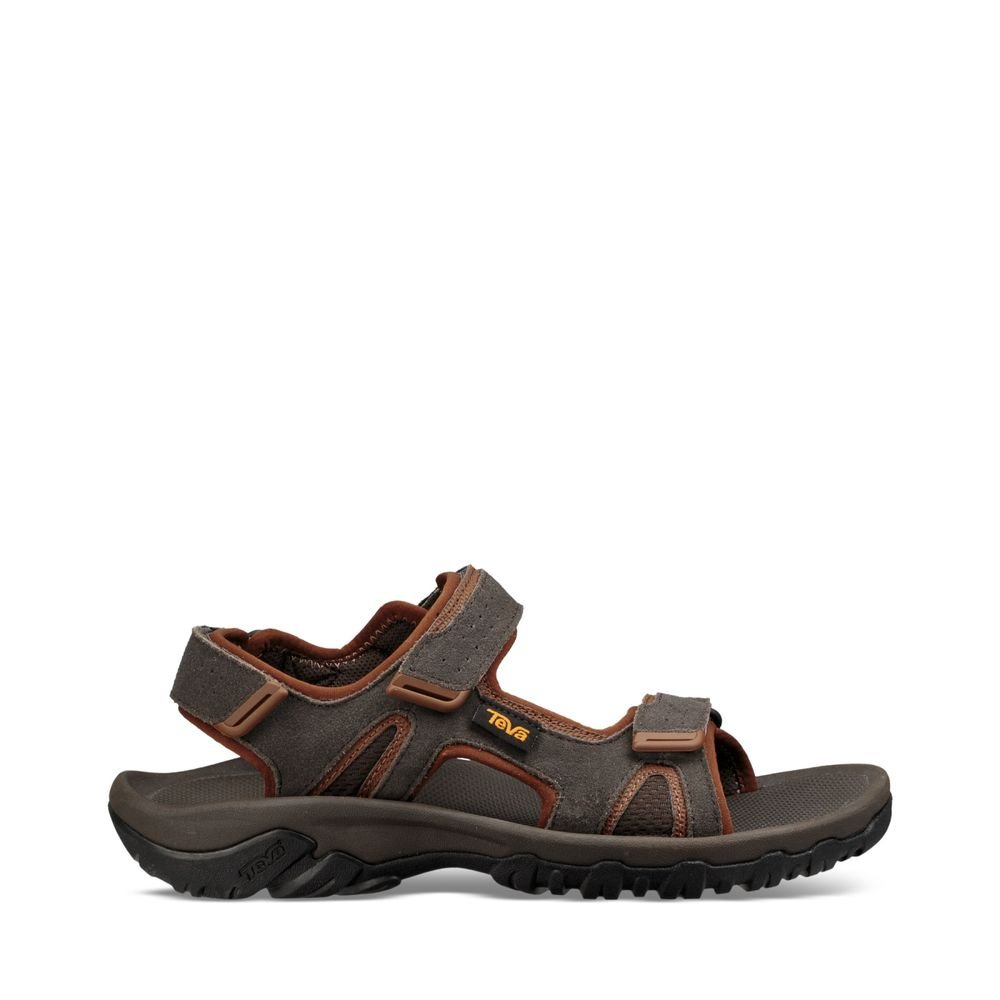 Teva Mens Men's M Katavi 2 Sport Sandal, Black Olive, 11 M US