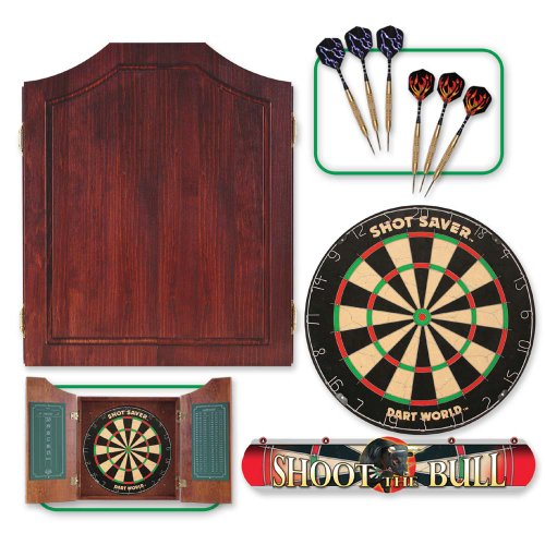 Mahogany Darts Kit 49129 by Mahogany
