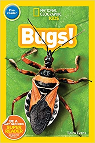 Descargar PDF Gratis National Geographic Kids Readers: Bugs (pre-reader)
