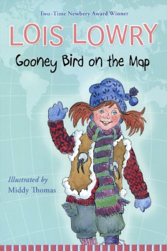 Gooney Bird On The Map (Turtleback School & Library Binding Edition) (Map Turtles)
