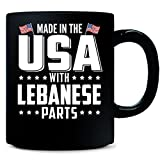 Made In The Usa With Lebanese Parts %2D