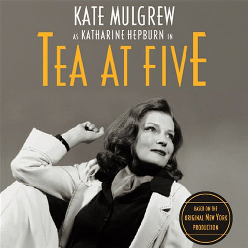 Tea at Five (Tea Star Trek)