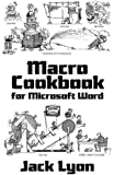 Macro Cookbook for Microsoft Word