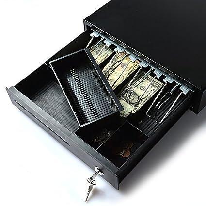with box under slot safes money drop safe deposit organizers organizer drawer counter bodhum sink cash steel undercounter drawers