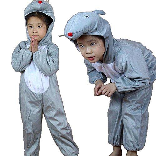Moole (Fire Ninja Toddler Costume)